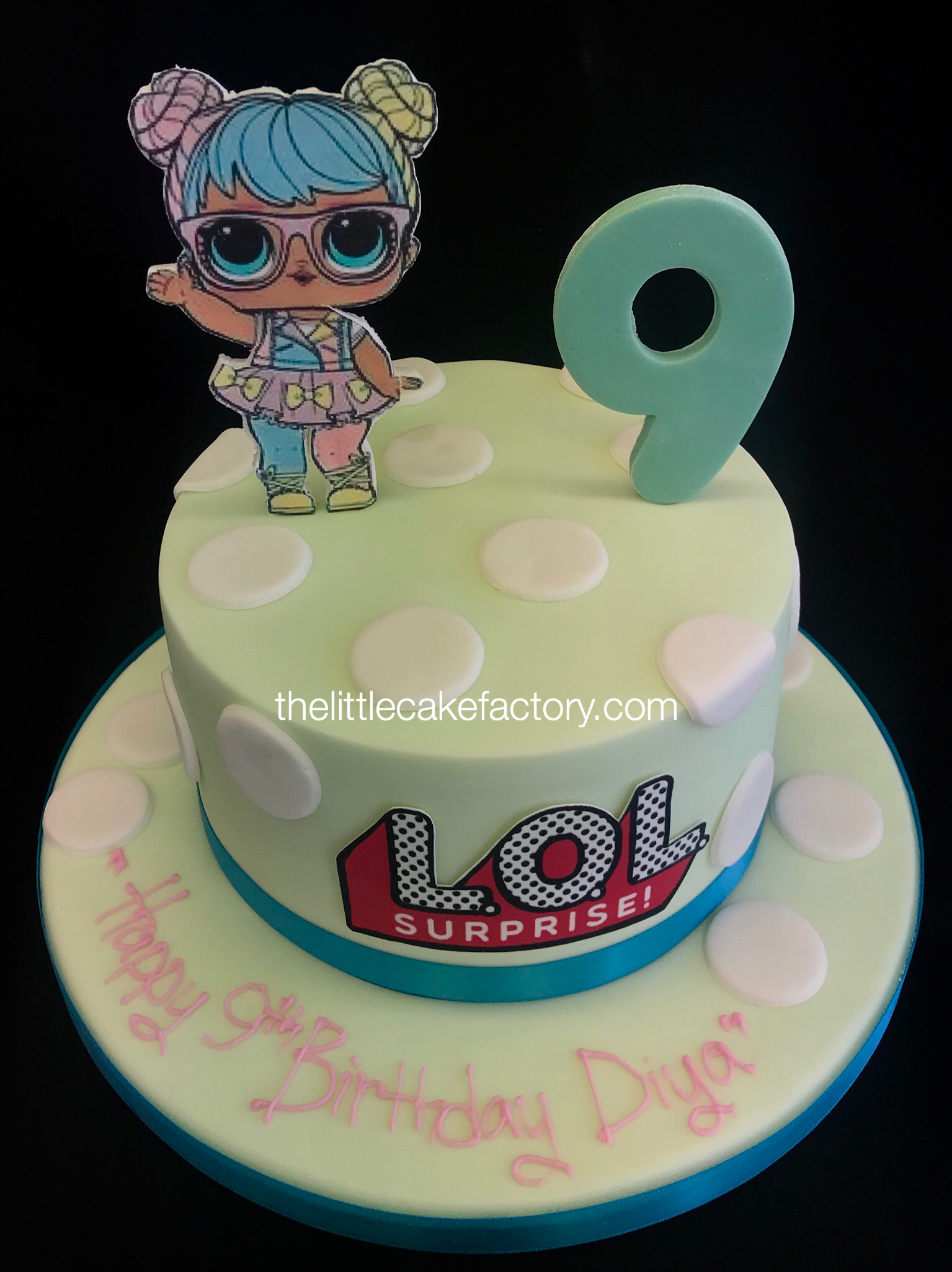 Lol Doll Party cake Cake | Children Cakes