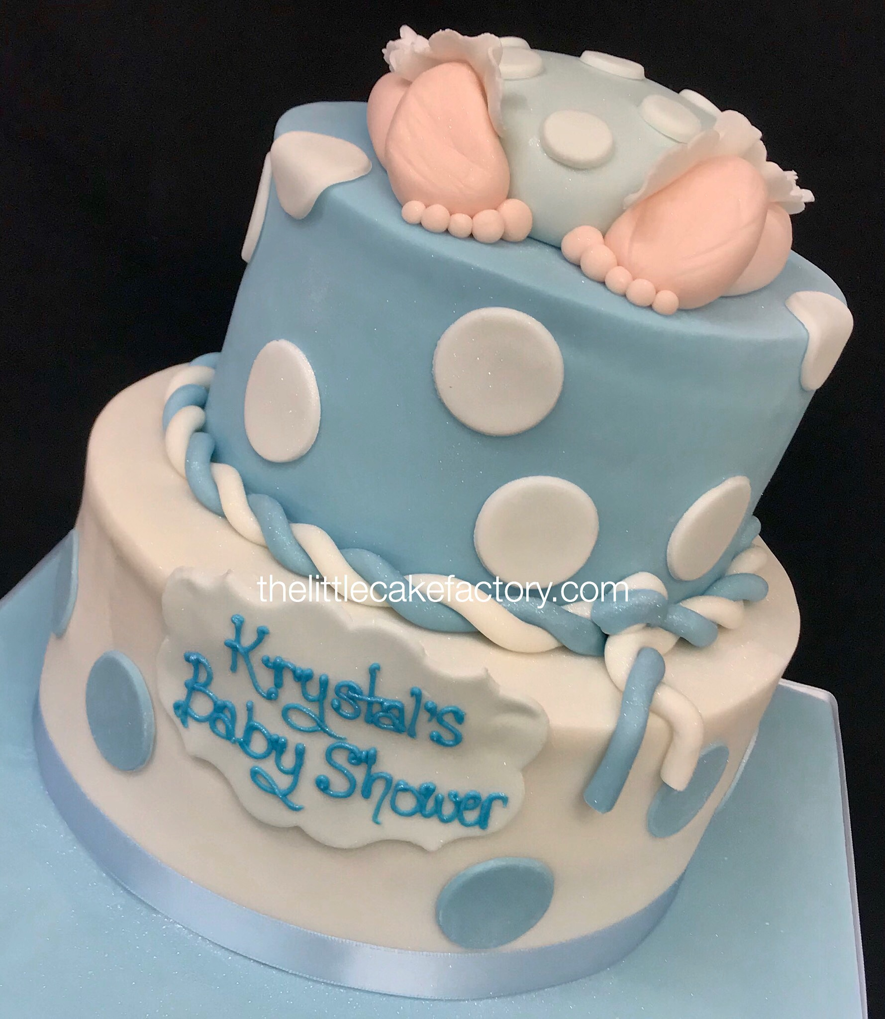 BABY SHOWER CAKE CELEBRATION Cake | Celebration Cakes
