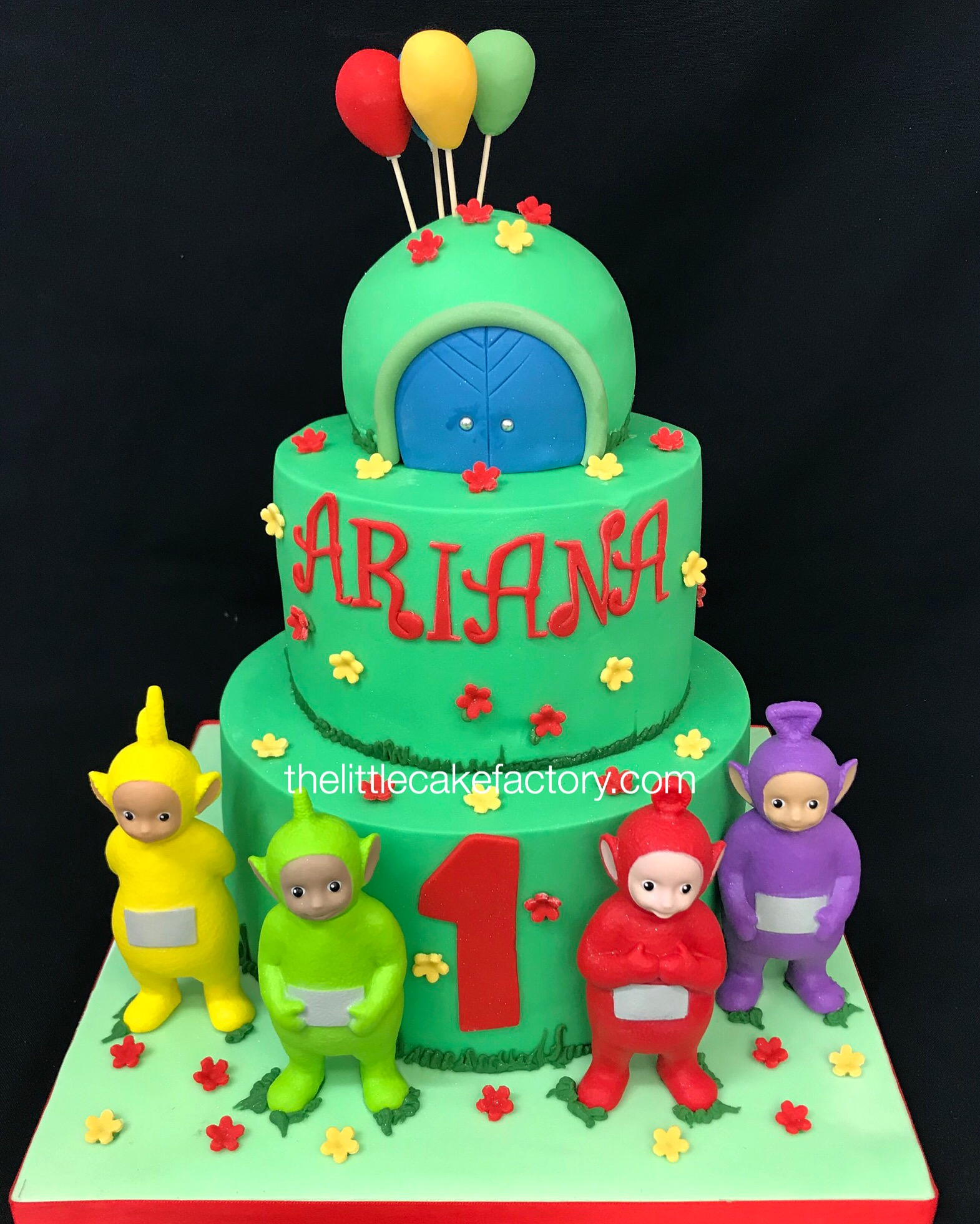 Teletubbie party 4 Cake | Children Cakes