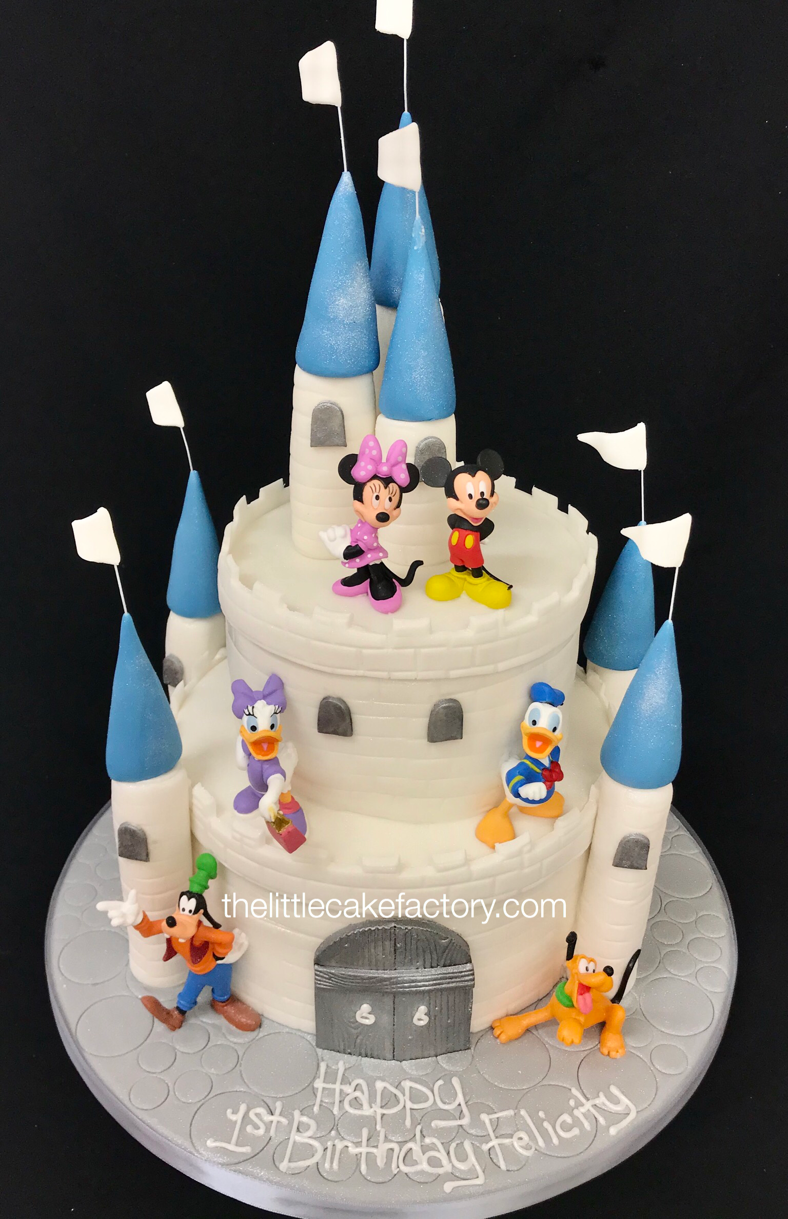 disney castle cake Cake | Novelty Cakes
