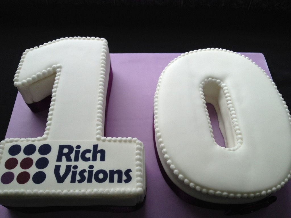Rich Visions Cake |  Cakes
