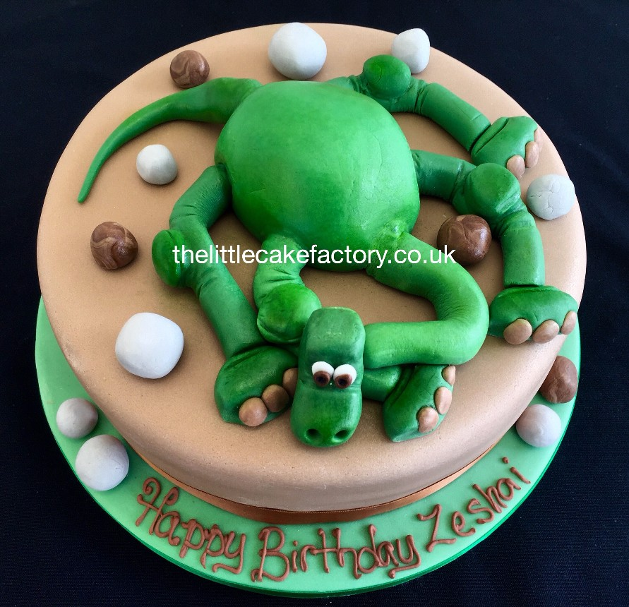 The Good Dinosaur Cake |  Cakes